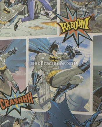 Papel Pintado Comics & More Ref. BT9001-1