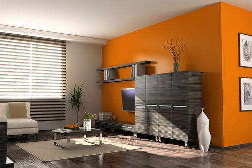 Noticias de decoraci n decoraciones stilo - Habitaciones color naranja ...