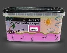 Cubeta 4 L con rejilla Pintura Plástica Monocapa