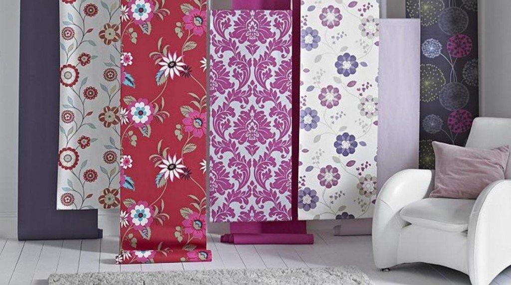 Papeles pintados de diferentes tipos 1024x572 - Papel pintado decoracion ...