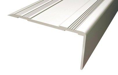 Cantonera peldaño aluminio 60 2 m
