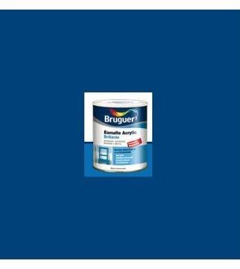 Esmalte Acrílico Brillante Azul Marino  250 ml