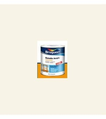 Esmalte Acrílico Satinado Blanco Hueso  250 ml