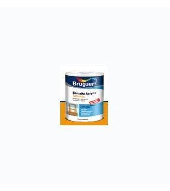 Esmalte Acrílico Satinado Blanco Permanente  250 ml
