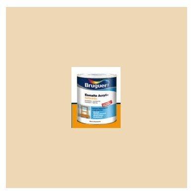 Esmalte Acrílico Satinado Crema  250 ml