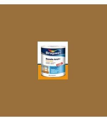 Esmalte Acrílico Satinado Gamuza  250 ml
