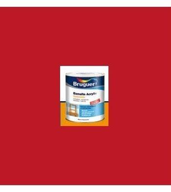 Esmalte Acrílico Satinado Granada  250 ml