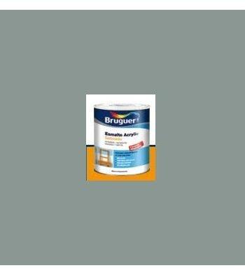 Esmalte Acrílico Satinado Gris Perla  250 ml