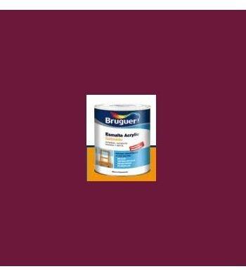 Esmalte Acrílico Satinado Magenta  250 ml