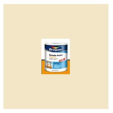 Esmalte Acrílico Satinado Marfil 250 ml