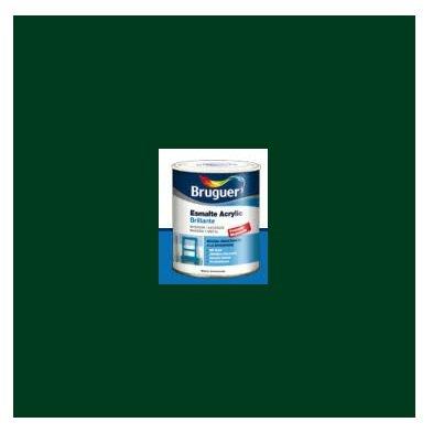 Esmalte Acrílico Brillante Verde Mayo  250 ml