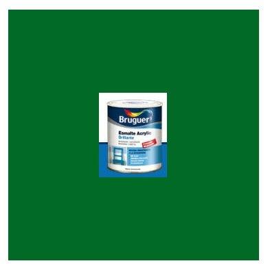 Esmalte Acrílico Brillante Verde Primavera  250 ml