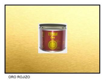Esmalte Metalizado Oro Rojizo 125 ml