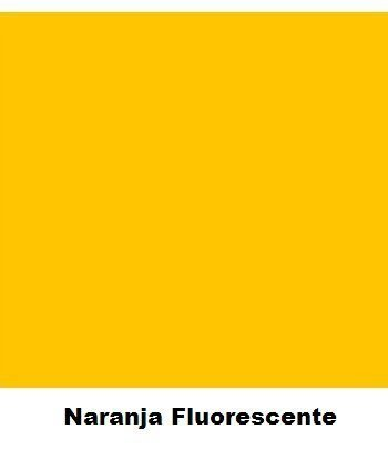 Spray Colores Naranja Fluorescente  400 ml