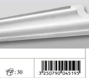 Moldura de Porexpan. S-100 Sylvia