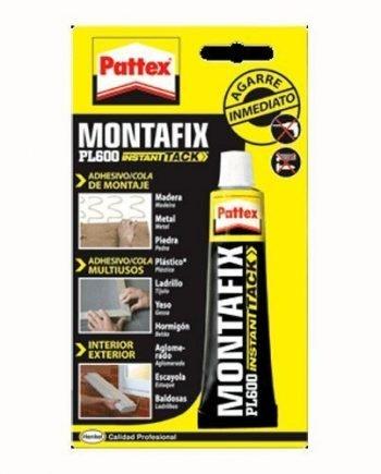 Adhesivo de Montaje MONTAFIX  Tubo 75 gr.