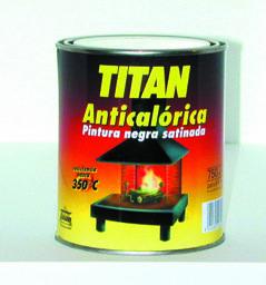 Esmalte Anticalórica Titan  750 ml