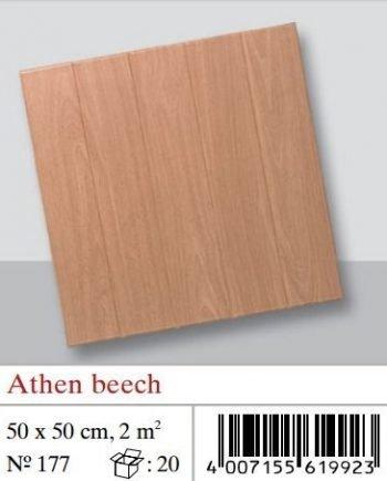 Plaquetas de techo Athen Beech