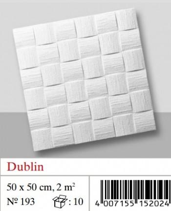 Plaquetas de techo Dublin