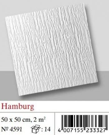 Plaquetas de techo Hamburg