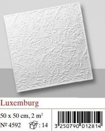 Plaquetas de techo Luxemburg