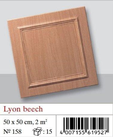 Plaquetas de techo Lyon Beech