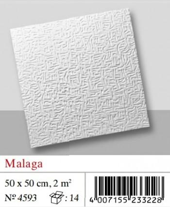 Plaquetas de techo Malaga