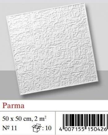 Plaquetas de techo Parma
