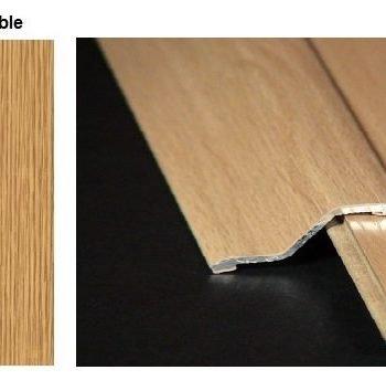 Pletina PVC con escalón imitación a madera Roble 0