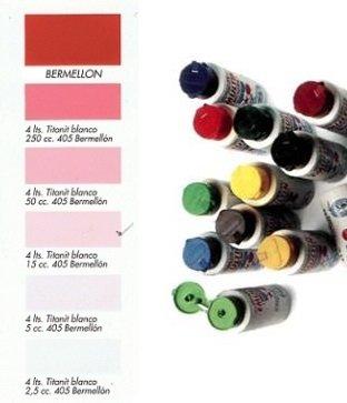 Tinte al Agua Rojo  250 ml