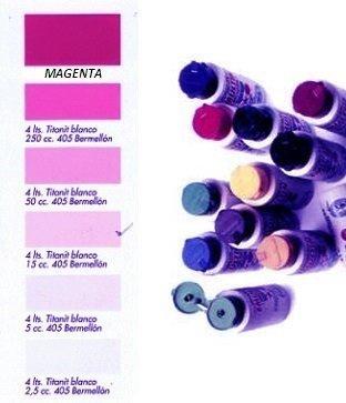 Tinte Universal Magenta  50 ml