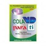 Cola Papepes Pintados Pesados y Vinílicos  Caja 125 gr.