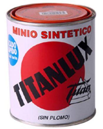 Minio SIN PLOMO Titanlux  125 ml
