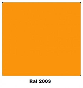 Spray Colores RAL 2003 Naranja  400 ml