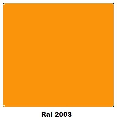 Spray Colores RAL 2003 Naranja  400 ml