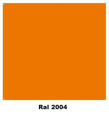Spray Colores RAL 2004 Naranja  400 ml