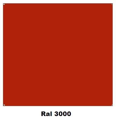 Spray Colores RAL 3000 Rojo  400 ml