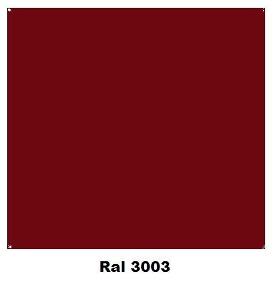 Spray Colores RAL 3003 Rojo  400 ml