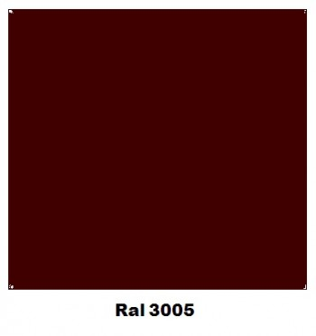 Spray Colores RAL 3005 Rojo  400 ml