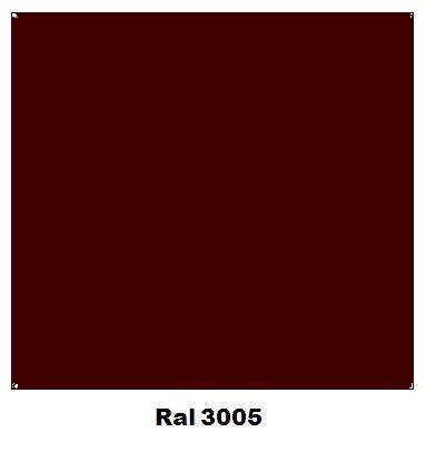 Spray colores ral 3005 rojo 400 ml decoraciones stilo for Pintura azulejos colores