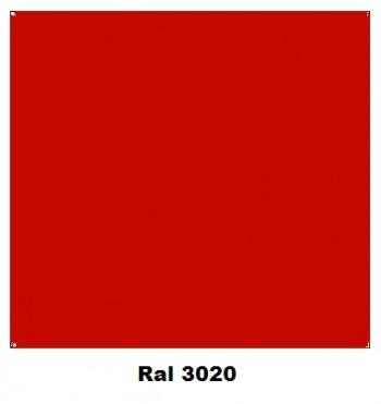 Spray Colores RAL 3020 Rojo  400 ml