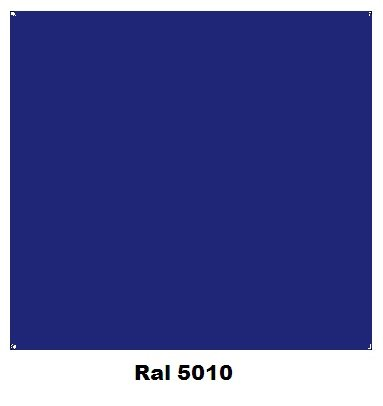 Spray colores ral 5010 azul 400 ml decoraciones stilo for Colores de pintura azul