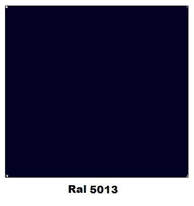 Spray Colores RAL  5013 Azul  400 ml