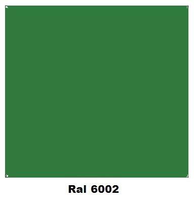 Spray Colores RAL 6002 Verde  400 ml