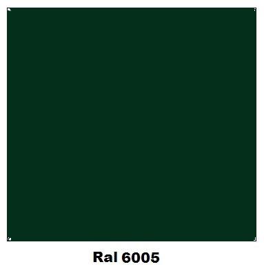 Spray Colores RAL 6005 Verde  400 ml