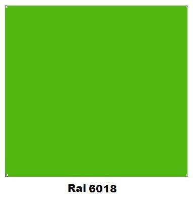 Spray Colores RAL 6018 Verde  400 ml