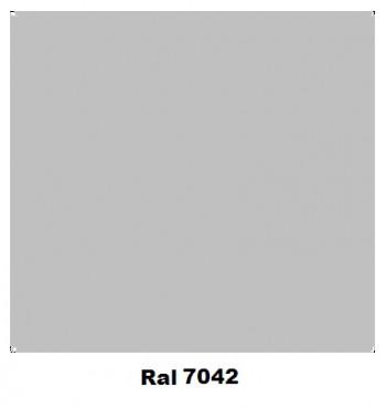 Spray Colores RAL  7042  Gris  400 ml