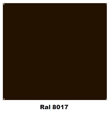 Spray Colores RAL 8017 Marrón  400 ml