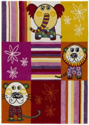 Alfombra Infantil Toys 21064_Multicolor