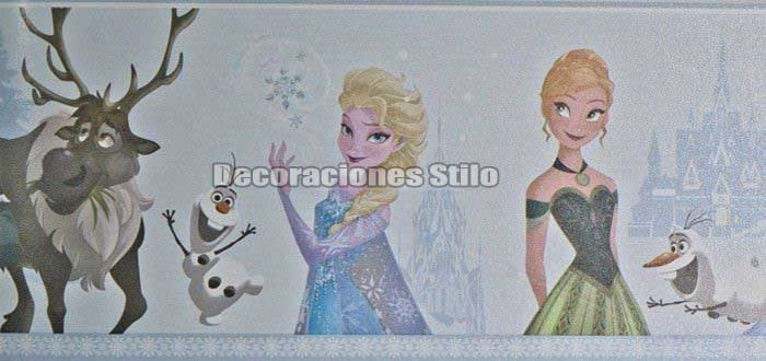 Papel Pintado Disney Deco Ref. C-FR3503-1